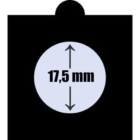 Холдер черные для монет