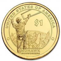 монеты доллары сакагавея