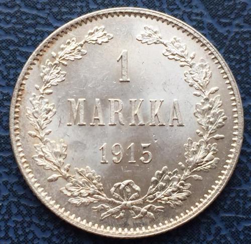 1 марка 1915