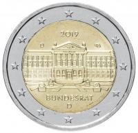 2 евро 2019