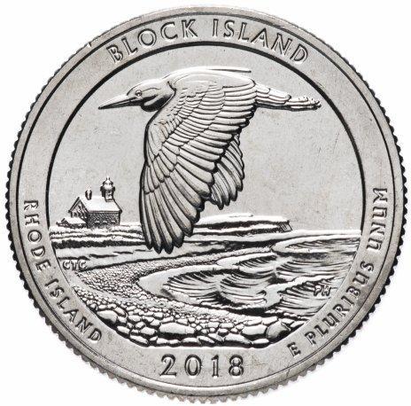 монеты парки сша 2018
