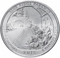 25 центов Квотеры США
