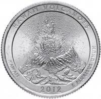 США 25 центов квотеры гавайи