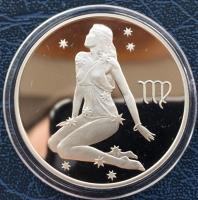 3 рубля 2003 года Знак Зодиака Дева