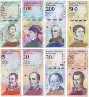 банкноты венесуэлы 2018