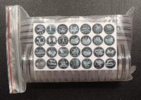 Капсулы для монет Олимпиада 80