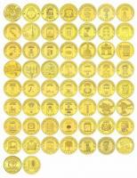 набор монет гвс