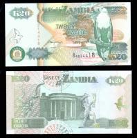 банкноты замбии