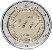 2 евро бельгия 2010