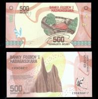 Мадагаскар деньги
