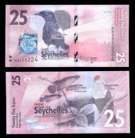 деньги банкноты сейшельские острова