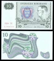 швеция 10 крон