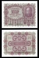 Австрия 20 крон