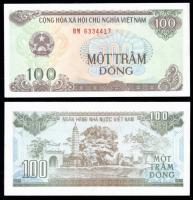 Вьетнам 100 донг 1991 года