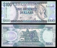 деньги гайана