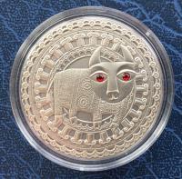 Беларусь серебро монеты