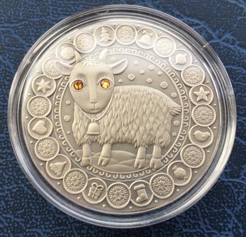 20 рублей Монета беларусь