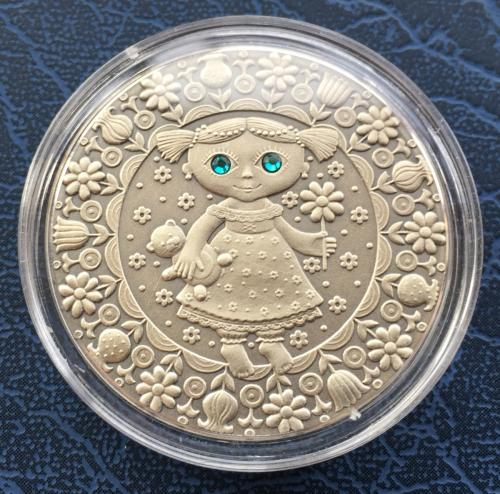 Серебренная монета 20 рублей знаки зодиака