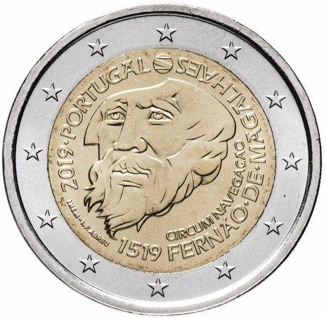 2 евро 2019 португалия