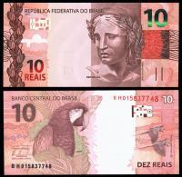 Бразилия 10 реал