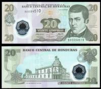 банкноты гондураса