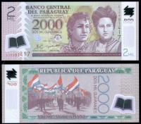 банкноты парагвая