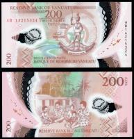 банкноты вануату
