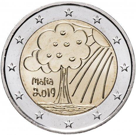 2 евро мальта