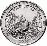 25 центов 2019 айдахо