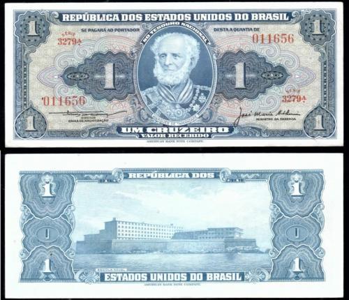 Бразилия крузейро