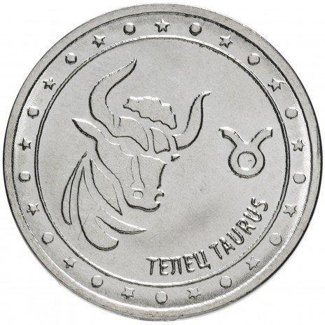 рубль телец