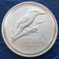 австралия кукобарра