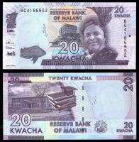 банкноты малави