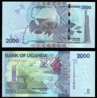 деньги уганды