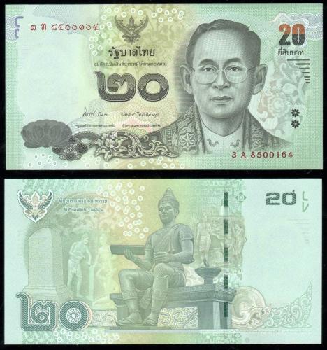 таиланд деньги