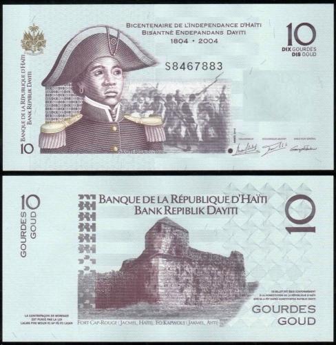 деньги гаити