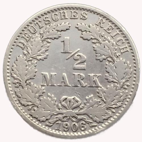 1/2 Марки 1906 года