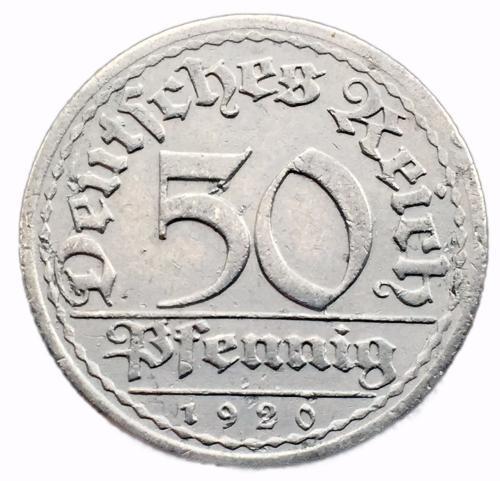 50 Пфеннигов