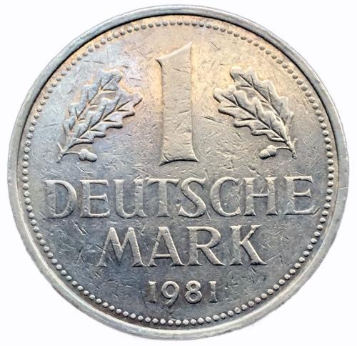 Германия 1 марка