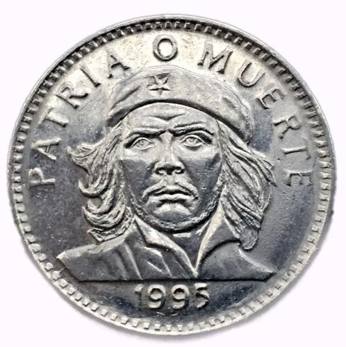 Куба 3 песо 1995 года Че Гевара