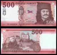 деньги банкноты венгрии