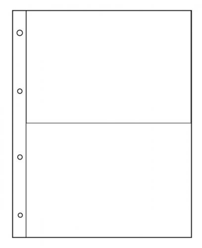 лист для банкнот формата grande