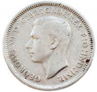Австралия 1 шиллинг 1948 года
