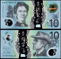 Австралия 10 долларов