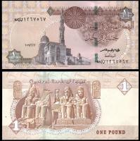 Египет 1 фунт 2017 года