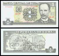 Куба 1 песо 2011 года