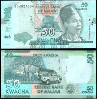 Малави 50 квача 2018 года