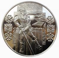 5 гривен 2009 Бокораш