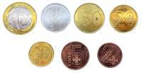 Беларусь Годовой Набор 2009 года 7 монет