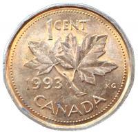 канадский цент